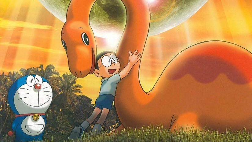 Episode 187 – Doraemon The Movie: Nobita's Dinosaur 2006