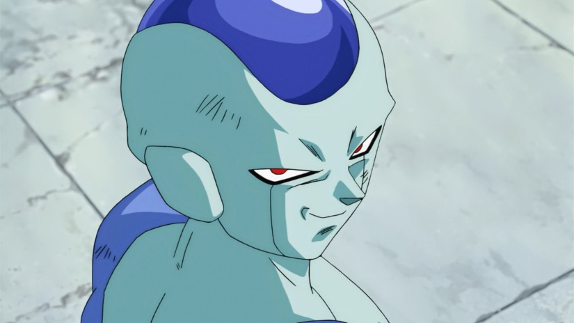 dragon ball super frost