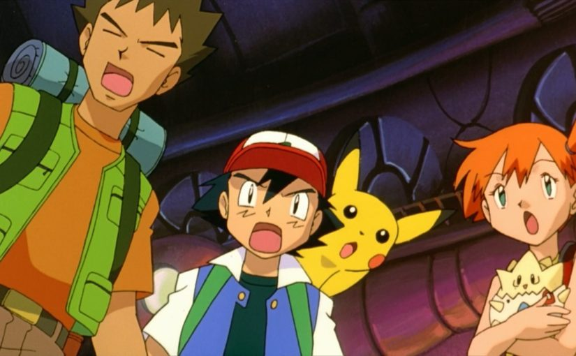 Episode 225 – Pokemon The First Movie