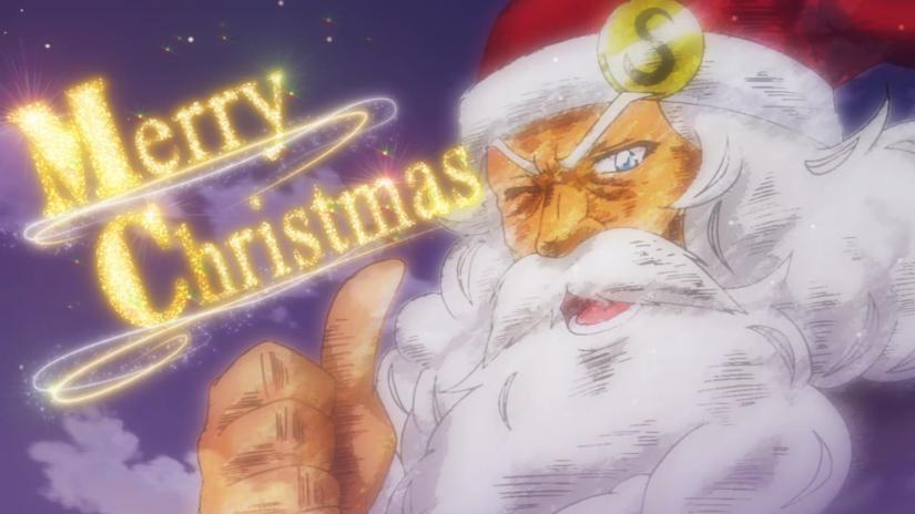 Let's Go Ho! Ho! Ho! 2016 – Five More Xmas Anime