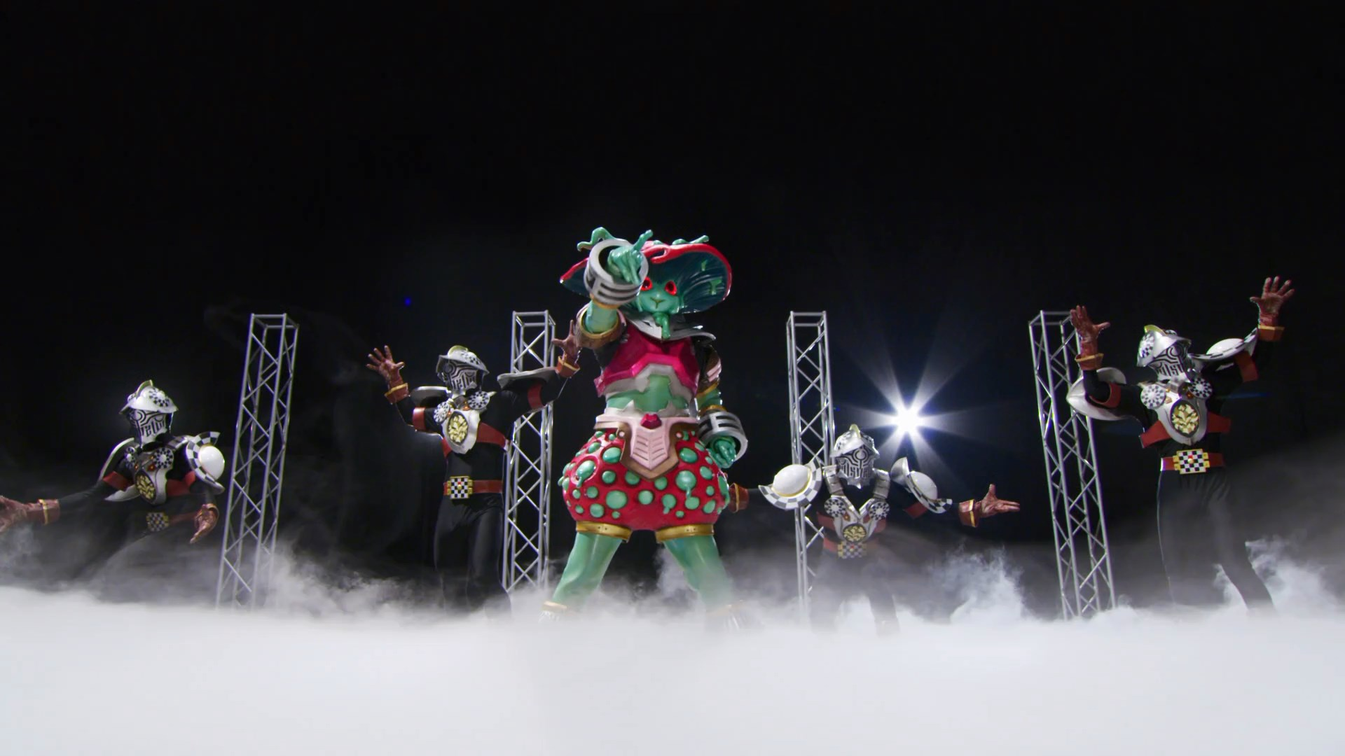 Kureon's music video