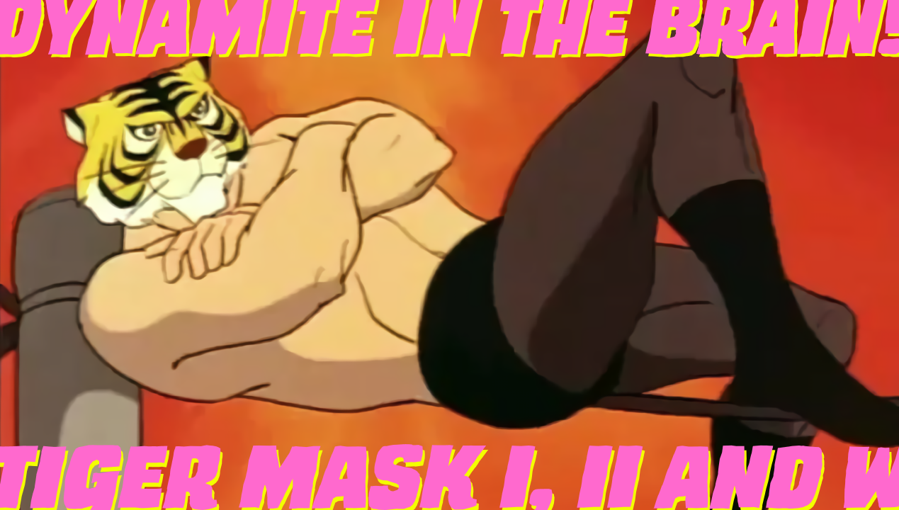 Banner Image for Tiger Mask Podcast